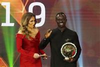 アフリカ最優秀選手にマネ セネガル代表FW