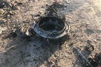 イランで墜落のウクライナ機、全員死亡