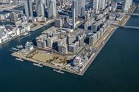 五輪選手村から転用のマンション、最高価格2億2900万円台