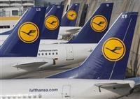 中東危機で旅客機運航中止、ルート変更の動き広がる