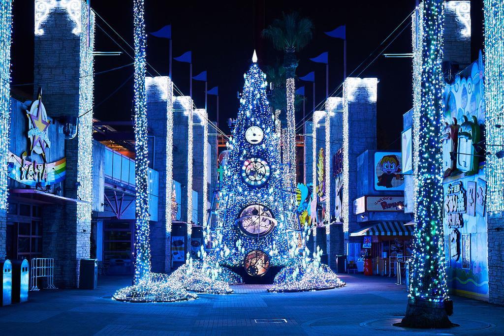 幻想イルミ、インスタ聖夜…ひらかたパーク土日祝プレミア「光の…