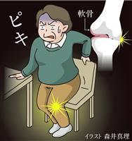 【痛みを知る】痩せることが治療の第一歩 変形性膝関節症 森本昌宏