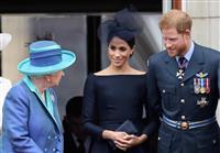 英王子の役割検討を指示 女王、公務退く希望受け