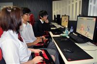 eスポーツで不登校を克服 大阪の通信制高校
