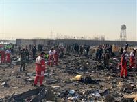 旅客機墜落で現状説明 日カナダ首脳が電話会談