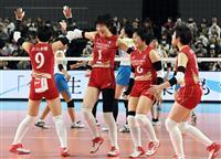 【春高バレー】古川学園、9年ぶり決勝進出「東北に優勝旗を」