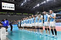 高校総体覇者の松本国際が敗退 第2セットを悔やむ 春高バレー