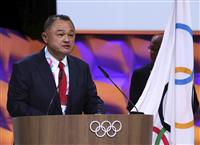 山下IOC新委員「嘉納氏ほほ笑む仕事を」 一問一答