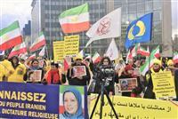 EUがイラン核合意維持で合意 トランプ氏の離脱要求に反発