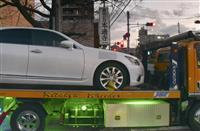 北九州の民家に弾痕、車も 発砲容疑で捜査