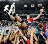 男子は東山が初優勝 駿台学園を圧倒 春高バレー速報(1)