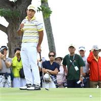 松山連日の67で30位に浮上 米男子ゴルフ第3日