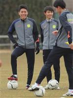 高校サッカー決勝進出の静岡学園 松村「カズさんにいい報告を」