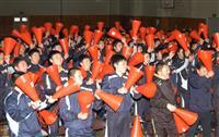 全国高校サッカー準優勝の青森山田 約280人が学校で声援 健闘たたえる