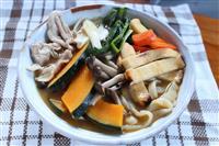 【料理と酒】山梨県の郷土料理かぼちゃのほうとう