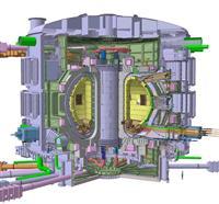 核融合発電の実験炉「ITER」 日本製の巨大超電導コイル完成へ