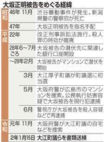 「福島の子供の支援に」知人利用し、中核派被告の潜伏先確保か