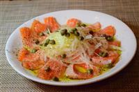 【滝村雅晴のパパ料理のススメ】(22)カルパッチョで子供が魚好きに
