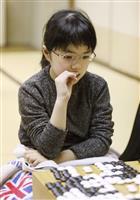 囲碁の仲邑菫初段、65歳上の元タイトル保持者に敗れる