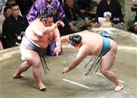 貴景勝、結びで1敗守る「集中してしっかり勝てば」 大相撲初場所