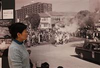 前回五輪の聖火リレーなど振り返る 三重県総合博物館