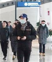 中国の新型肺炎で2人目の死者 武漢市当局発表