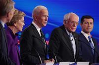 【米大統領選】米国は社会主義国になるか? 民主党急進左派は「富裕税」を主張