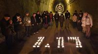 【阪神大震災25年】「みんな頑張り復興」 湊川隧道でイベント