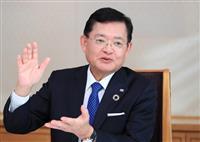 【五輪後の日本経済】景気腰折れなし 東芝 車谷暢昭会長