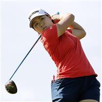 畑岡が通算7アンダーで4位 米女子ゴルフ開幕戦第2日