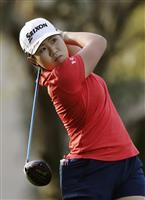 4位の畑岡「我慢のゴルフができた」 米女子ゴルフ開幕戦第2日