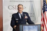 北朝鮮軍拡「世界最速」 米軍高官、技術進展に警戒