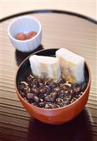 お汁粉、ぜんざい 郷愁誘う味わい…小豆の栄養素を残さず