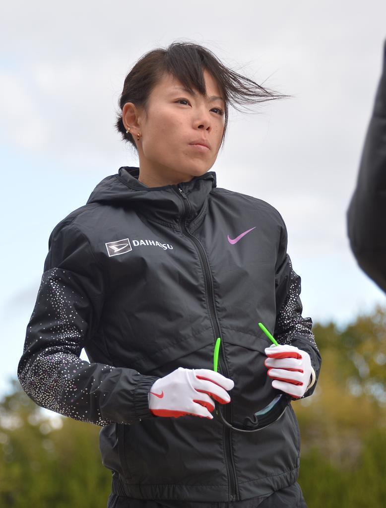 【大阪国際女子マラソン】松田瑞生 狙うは日本記録「ライバルは…