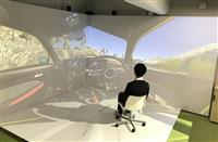 パナソニック、運転席設計用VRを公開