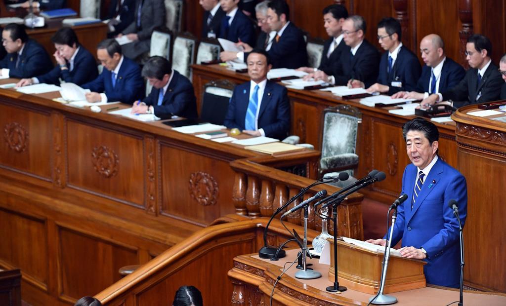 【安倍首相施政方針演説全文(2)】「国土強靱化で災害に強い故郷を」