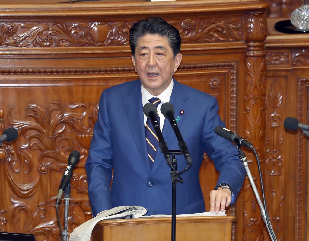 首相、2年ぶり韓国に言及 「元来」重要な隣国と不満にじむ