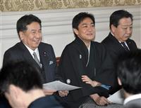 通常国会開会 IR汚職、桜…野党追及の構え 国民の期待は高まらず
