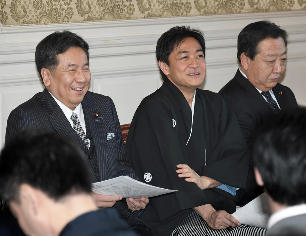 通常国会開会 IR汚職、桜…野党追及の構え 国民の期待は高ま…
