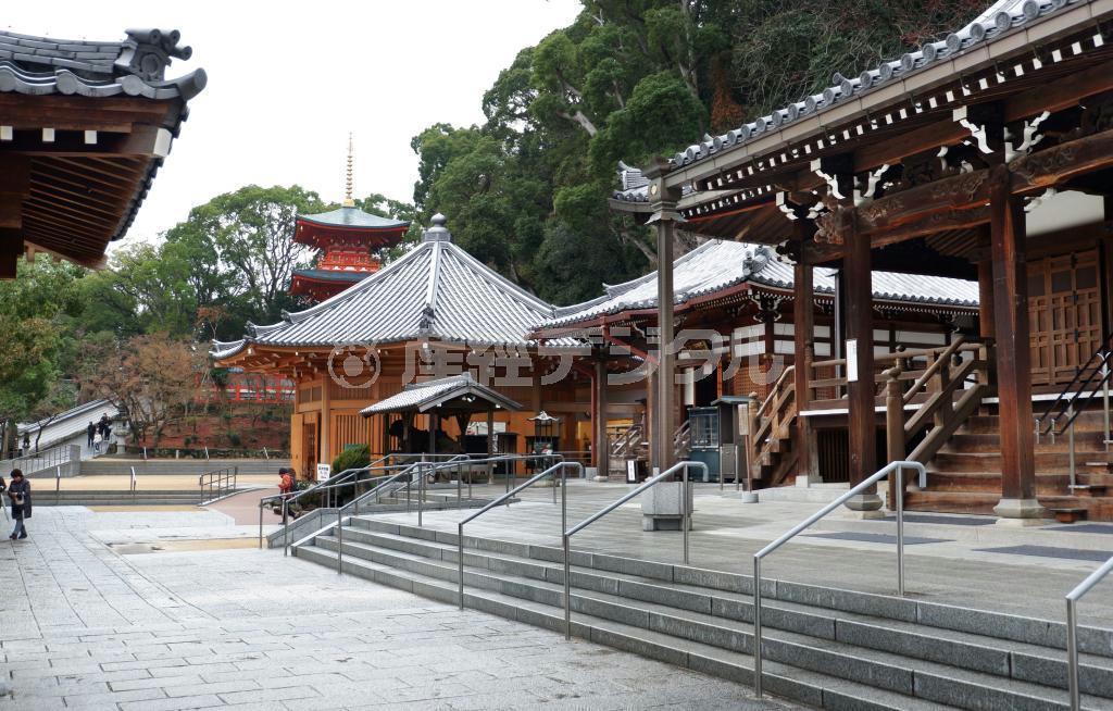 慶長伏見地震、阪神大震災と直下型地震に見舞われた須磨寺 =神戸市須磨区