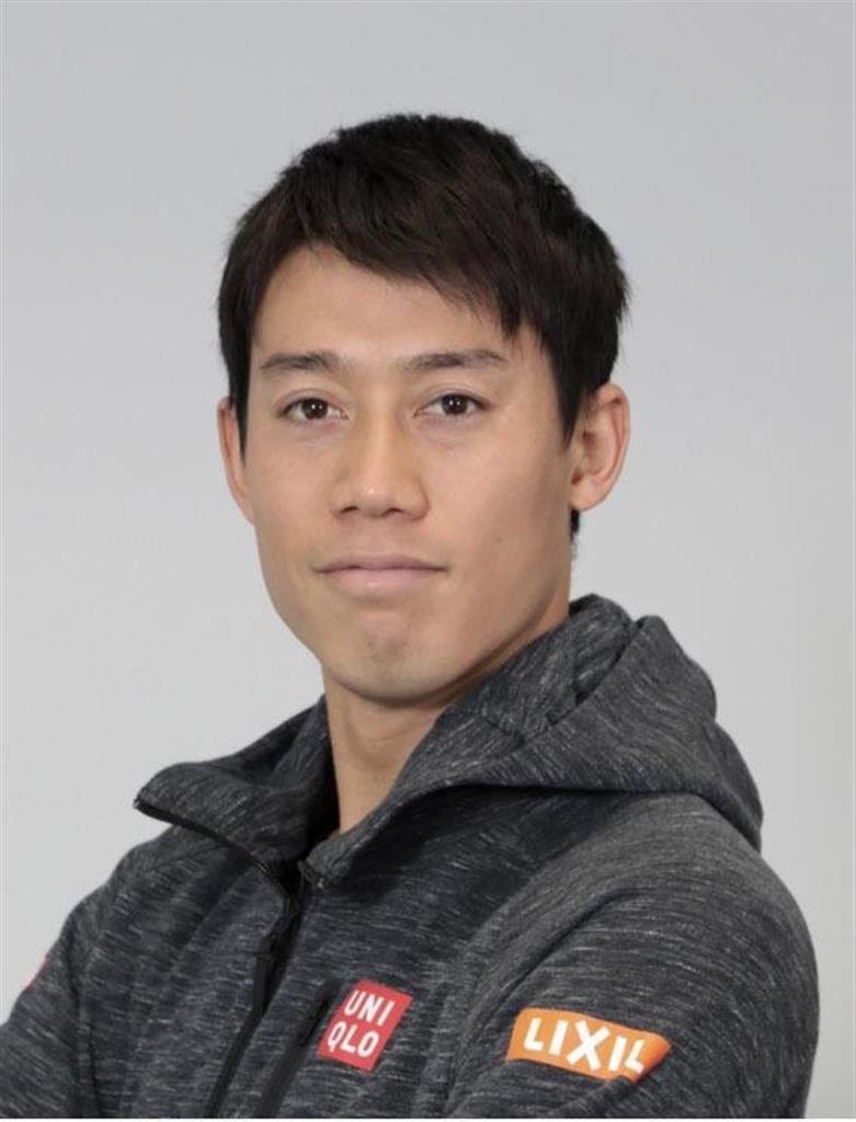 錦織18位、西岡は71位 男子テニスの20日付世界ランク