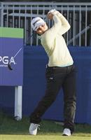 畑岡、優勝を逃す 7ホール目で力尽きる 女子ゴルフの米ツアー