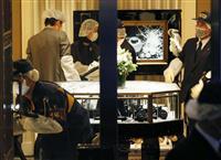 英国当局と身柄引き渡し協議 東京・渋谷の宝石強盗、手配の英国籍の男ら3人