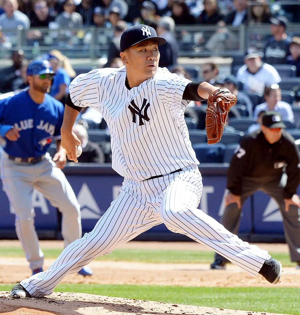 田中のFAランクは15位 大リーグ公式サイトが評価