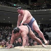 正代と徳勝が首位キープ 炎鵬下した貴景ら2敗3人 大相撲初場所