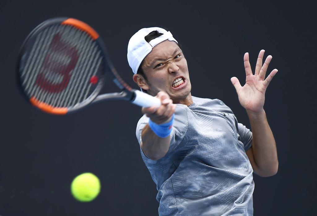 伊藤竜馬、杉田祐一、日比野菜緒勝つ 全豪テニス第2日