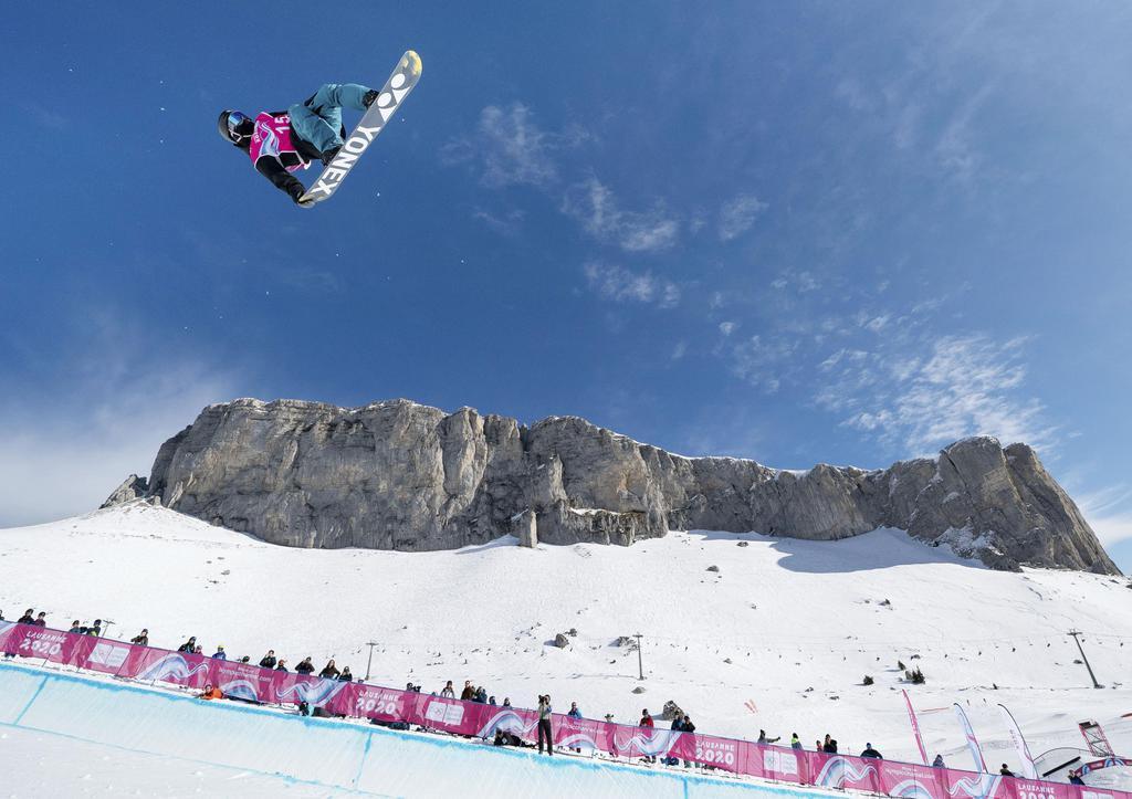 スノボHP平野流が金 IH女子の日本も 冬季ユース五輪