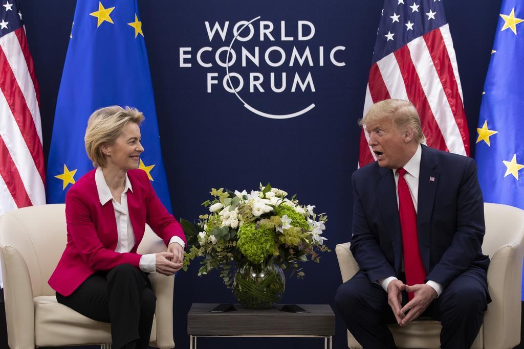 米、EUに車関税を検討 貿易交渉進展へ圧力