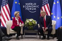 トランプ氏「EU車に関税も」 貿易合意に意欲