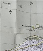 19世紀のドイツ製地図に竹島 日本領記載 島根大・舩杉准教授が初確認